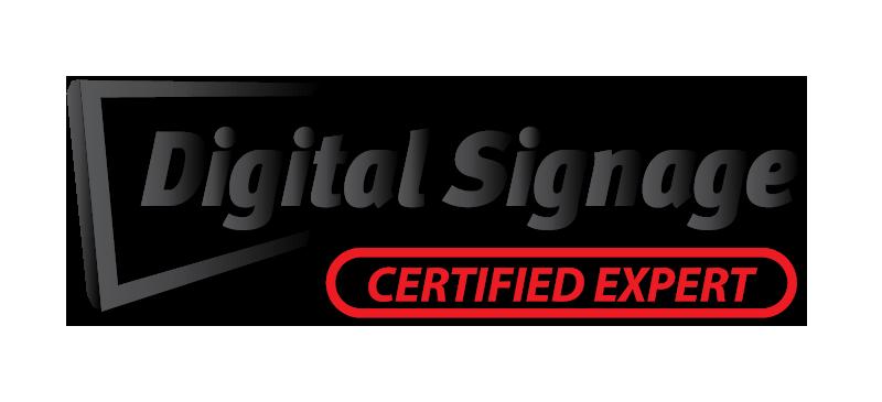 Digital Signage Certified Expert